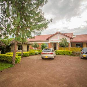 Muhabura Motel Kisoro