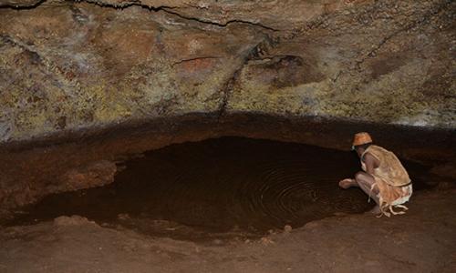 Garama Cave in Mgahinga