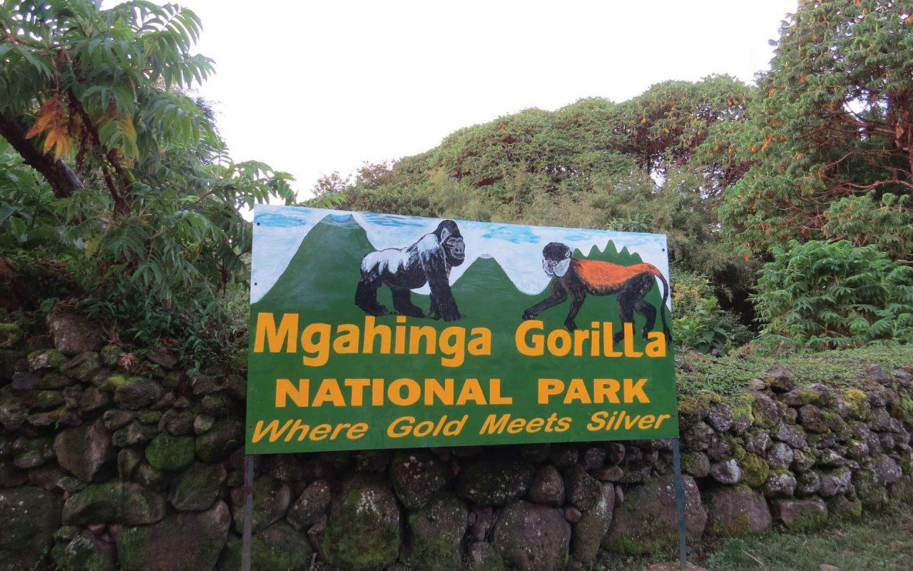 Mgahinga Nationa Park